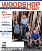 (Подшивка журнала) Woodshop News   (January-December /  2018)
