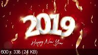 Новогодние обои 2019 №1