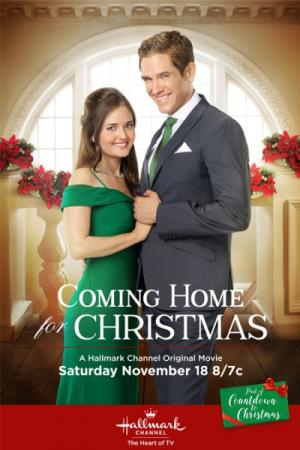 Домой на Рождество / Coming Home for Christmas (2017) HDTVRip