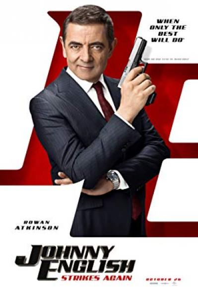 Johnny English Strikes Again (2018) [BluRay] [1080p] [YTS AM]