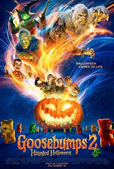 Goosebumps 2 Haunted Halloween 2018 1080p BluRay H264 AAC-RARBG