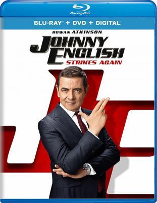 Агент Джонни Инглиш 3.0 / Johnny English Strikes Again (2018) BDRip 1080p | Лицензия