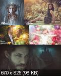 ADEN VIDEO. Мега набор видеоуроков. Художественная обработка (2017-2019) WEBRip