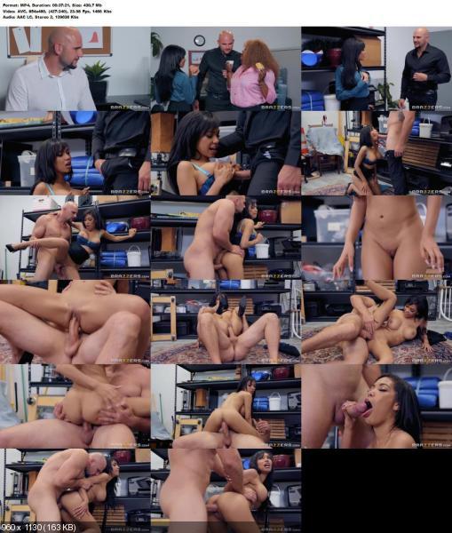 Shay Evans - Shay Dreaming (Latina) BigTitsAtWork.com / Brazzers.com [SD] ()