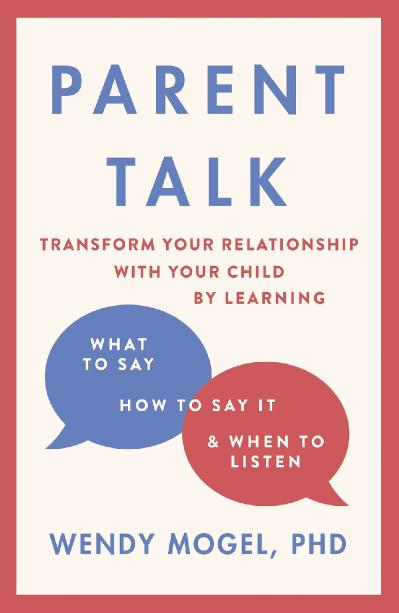 Parent Talk Transform Your Relationship