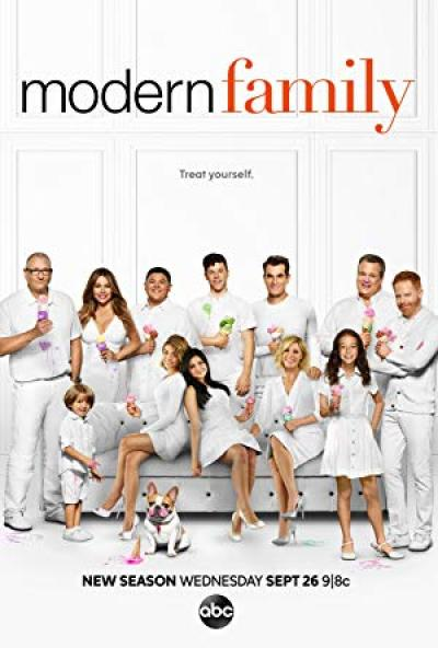 Modern Family S10E11 A Moving Day 720p AMZN WEB-DL DDP5 1 H 264-NTb