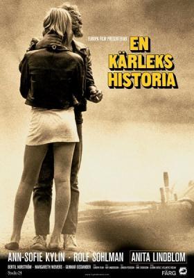 Шведская история любви / En kärlekshistoria (1970) BDRemux 1080р