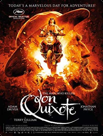 The Man Who Killed Don Quixote (2018) [BluRay] [1080p] -YIFY