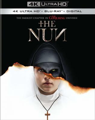 Проклятие монахини / The Nun (2018) Blu-Ray EUR 2160p  | HDR | Лицензия