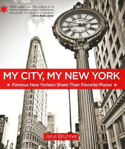 My City, My New York Famous New Yorkers Share Their Favorite Places