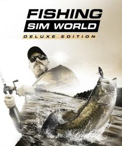 Fishing Sim World: Deluxe Edition (2018, PC)