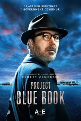 "Проект ""Синяя книга"" / Project Blue Book [Сезон 1, Серии 1-2 (10)] (2019) WEBRip 720p | RG.Paravozik"