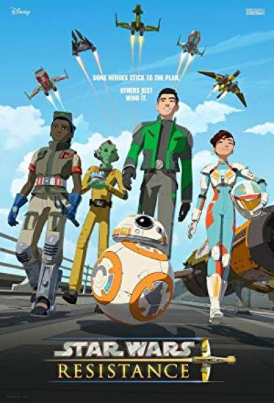 Star Wars Resistance S01E11 REAL 720p HDTV x264-CRAVERS