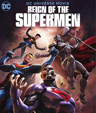 Reign Of The Supermen (2019) [WEBRip] [720p] [YIFY]