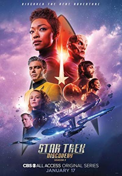 Star Trek Discovery S02E01 Brother 720p AMZN WEB-DL DD+5 1 H 264-AJP69