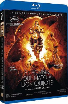 Человек, который убил Дон Кихота / The Man Who Killed Don Quixote (2018) BDRemux 1080p | iTunes