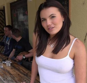 Vanessa Decker - Pickup Hot Girl In The Bar (2019) 720p