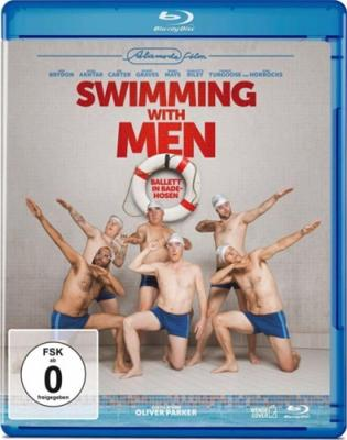 Плавая с мужиками / Swimming with Men (2018) BDRip 720p | HDRezka