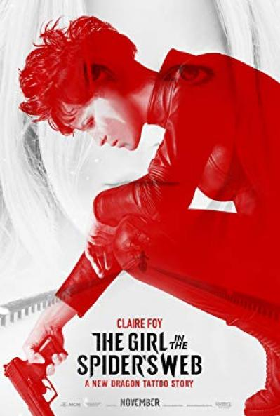 The Girl In The Spider's Web (2018) [BluRay] [1080p] [YIFI]