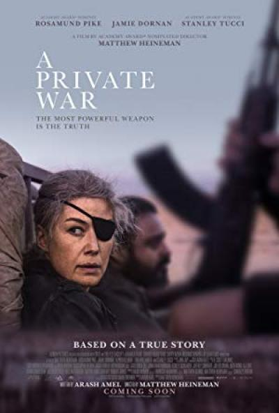 A Private War (2018) [BluRay] [720p] [YIFI]