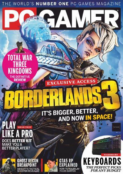 PC Gamer UK - July (2019)