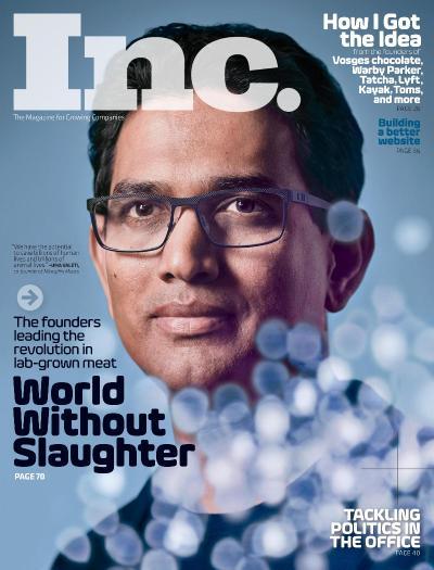 Inc Magazine  November (2017)