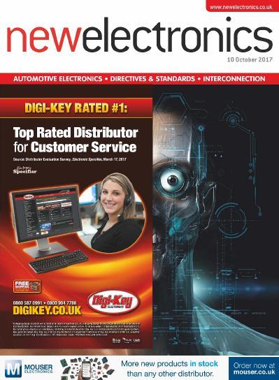New Electronics  October 10 (2017)