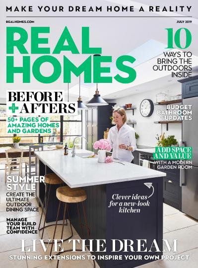 Real Homes - July (2019)