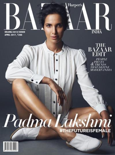 Harpers Bazaar India April (2017)