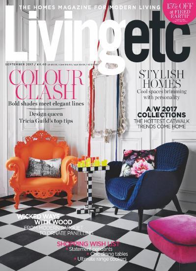 Living Etc UK  September (2017)
