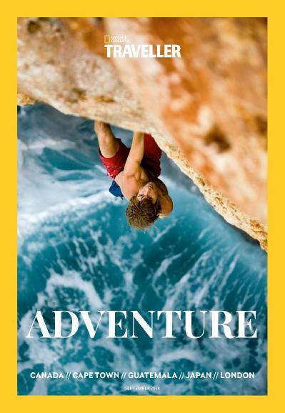 National Geographic Traveller UK  September (2018)
