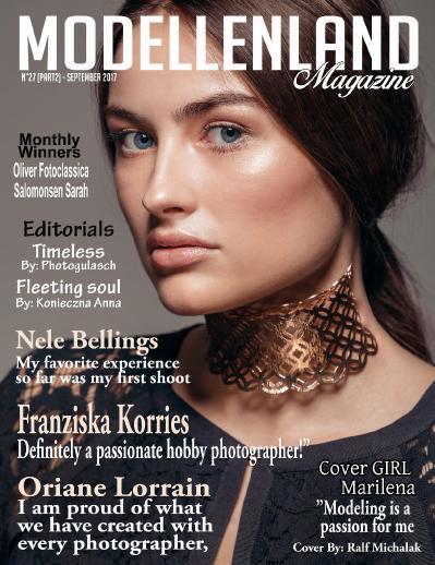 Modellenland Magazine  September 2017 Part 2