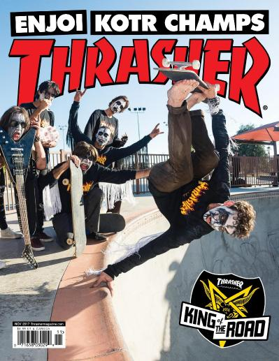 Thrasher  November (2017)