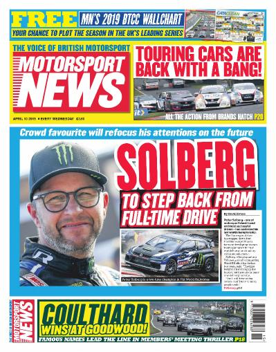 Motorsport News - April 10 (2019)