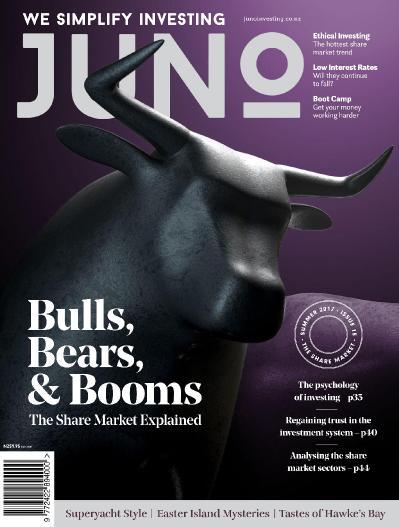 Juno Magazine November (2017)