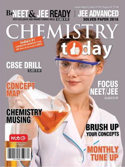 Chemistry Today - July (2018)