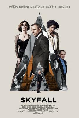 007: Координаты «Скайфолл» / Skyfall (2012) WEBRip 1080p