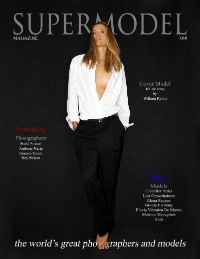 Supermodel Magazine Issue 60 (2017)