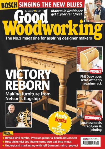 Good Woodworking June (2013)