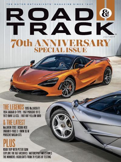 Road amp amp Track  July (2017)