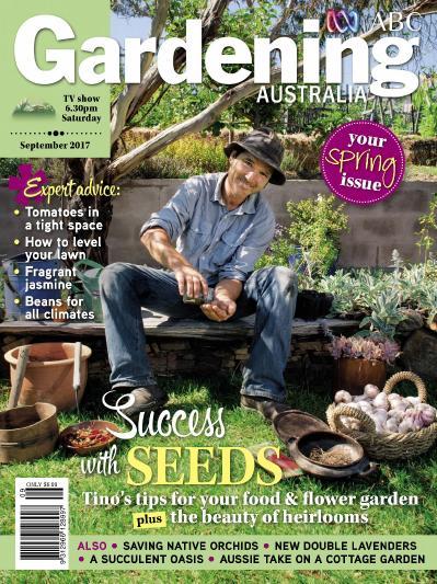 Gardening Australia  September (2017)