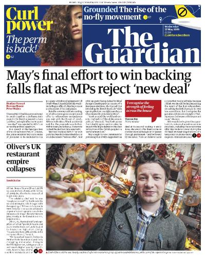 The Guardian - 22 05 (2019)