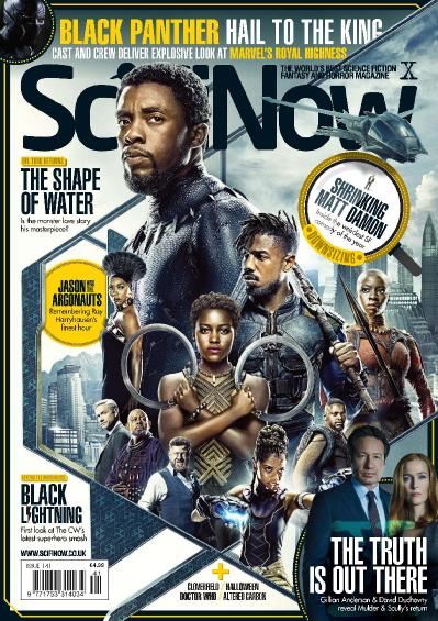 SciFiNow  January (2018)
