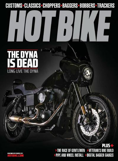 Hot Bike  December (2017)