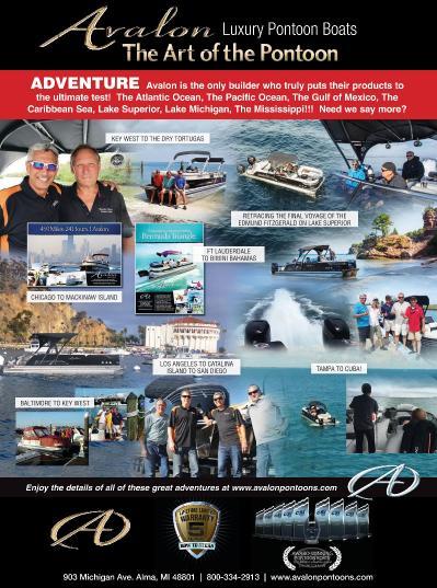 Pontoon & Deck Boat Magazine - May (2019)