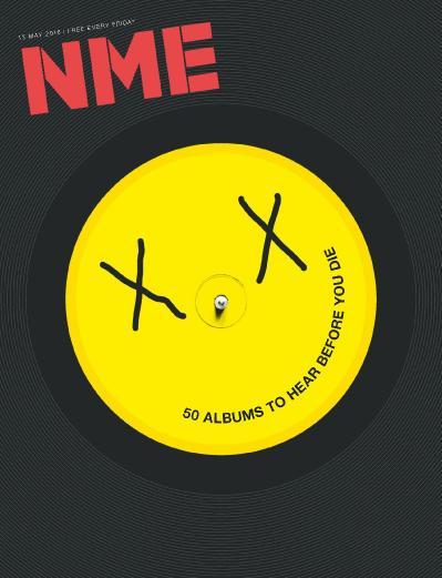 NME - 13 May (2016)
