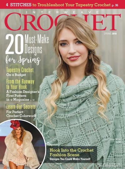 Interweave Crochet - February (2018)