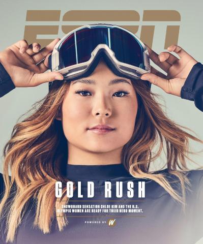 ESPN The Magazine February 03 (2018)