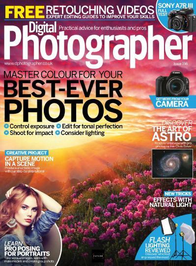 Digital Photographer - June (2018)