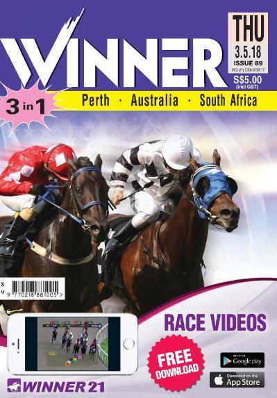 Winner - May 01 (2018)